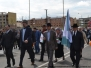 Первомайское праздничное шествие
